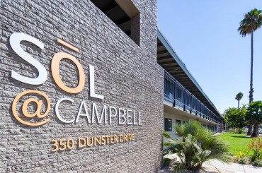 <p class='caption-name bold'>Sol @ Campbell</p><span class='caption-city'>Campbell - Downtown</span>						<span class='caption-sep'>/</span><span class='caption-size'>Multifamily</span><span class='caption-sep'>/</span><span class='caption-size'>40 Units</span><span class='info-sep'>/</span><span>SOLD</span>